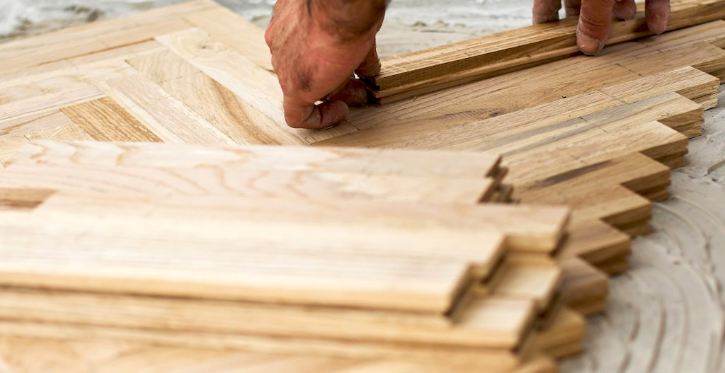 Cost To Install Hardwood Floors Consists Of A Number Of