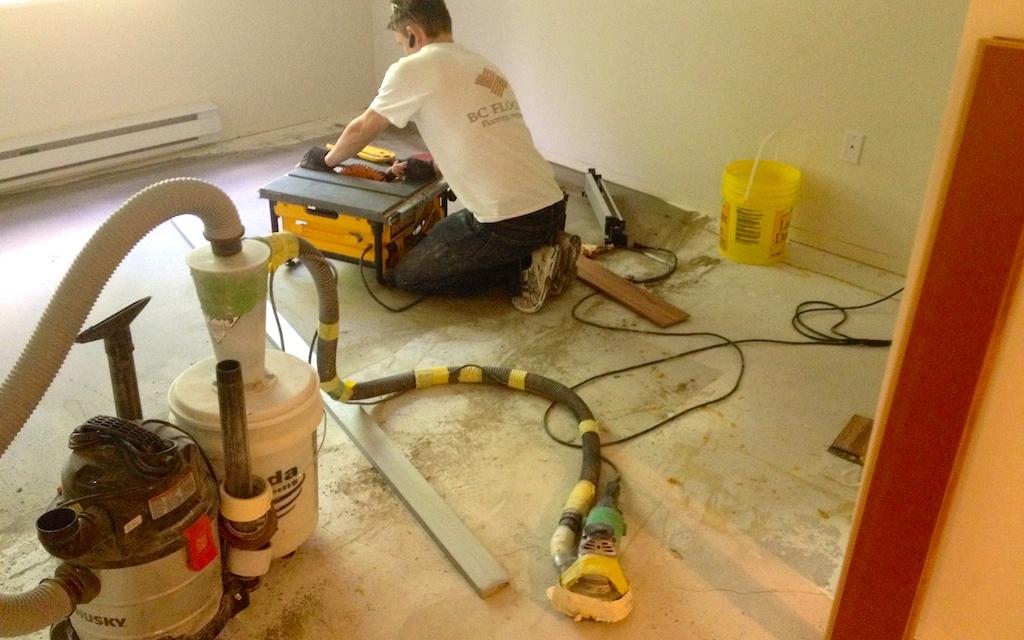 laminate flooring company in port mody