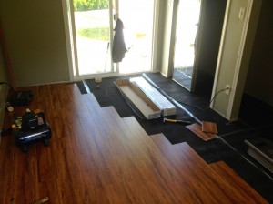 laminate floors north vancouver