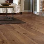 With Vinyl flooring you don't have to worry about staining or wearing
