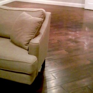 Hardwood flooring langley