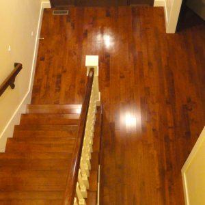 solid hardwood flooring instalaltion richmond