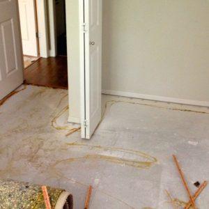 laminate flooring project in coquitlam area