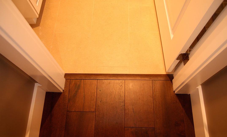 engineered hardwood transition to tile copy