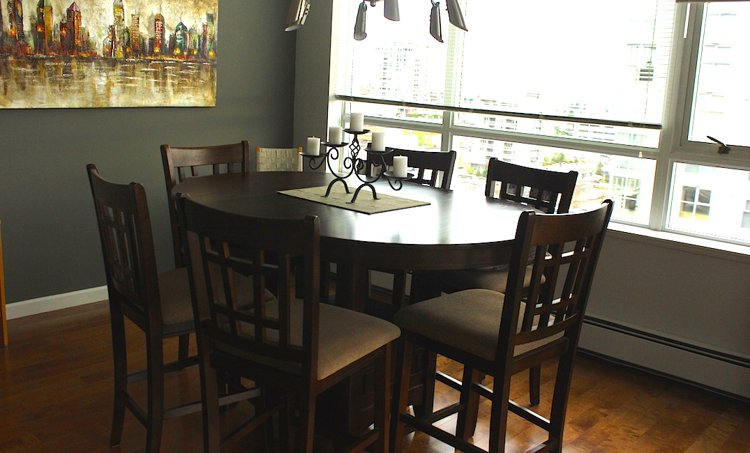 Hardwood floors in dining room bc floors portfolio for Dining room tables vancouver bc