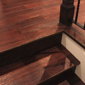 hardwood installation stairs vancouver