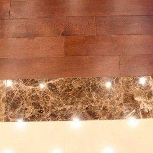 hardwood gluedown installation services
