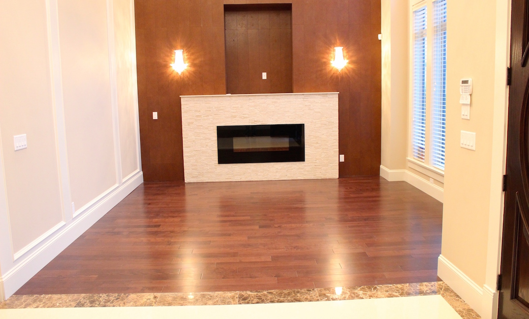 Hardwood installation fireplace vancouver carpet for Hardwood floors vancouver