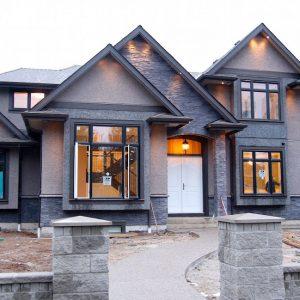 new construction house engineered hardwood isntallation