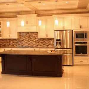 nice kitchen engineered hardwood