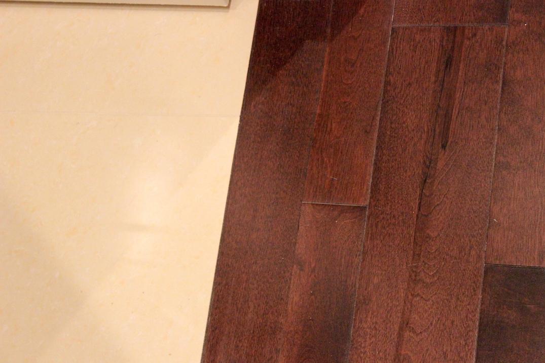 Maple Engineered Hardwood Flooring Project Bc Floors