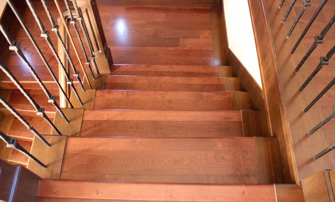 Wood Stairs Vancouver Carpet Laminate Vinyl Planks