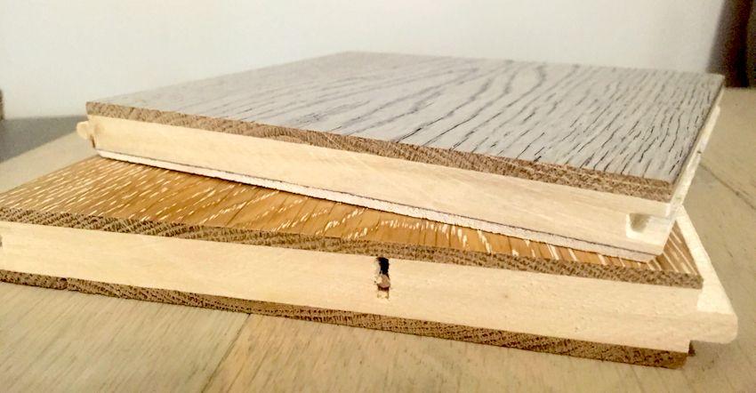 Comparison Solid Vs Engineered Hardwood Flooring Vancouver Market