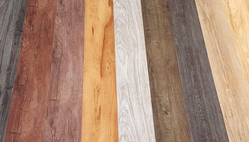 luxury vinyl plank flooring Vancouver