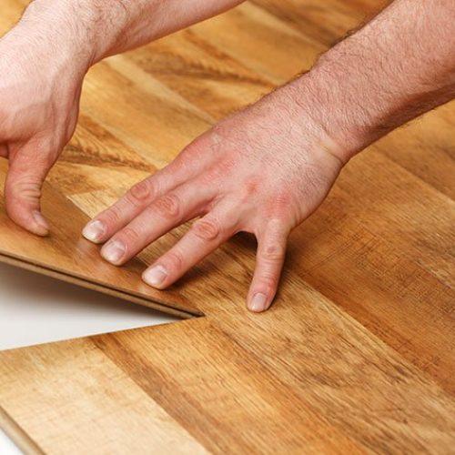 Installing laminate flooring-vancouver
