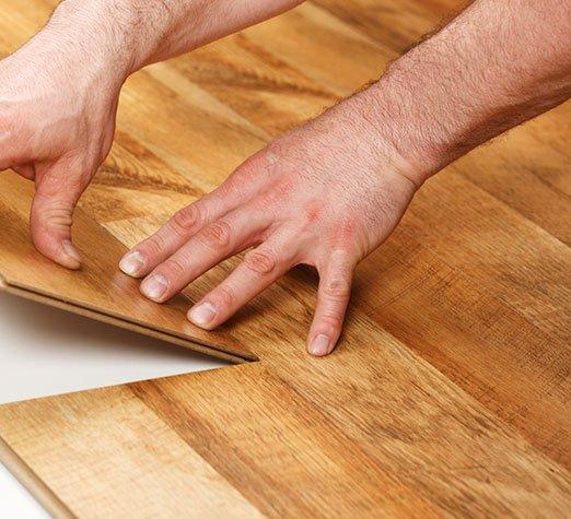 1 Laminate Floor Installation Vancouver, Glueless Laminate Flooring Installation